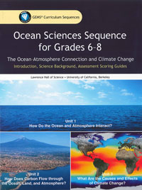 Ocean Sciences Sequence Grades 6-8